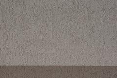 Struttura del fondo del muro di cemento di Brown per comporre immagini stock
