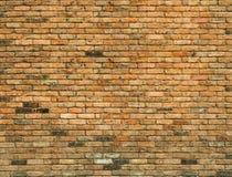 Struttura del fondo del muro di mattoni fotografie stock