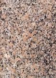Struttura del granito Fotografie Stock