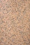 Struttura del granito - progetti il grano di pietra senza cuciture rosso della superficie dell'estratto nessuno costruzione del c Fotografia Stock Libera da Diritti
