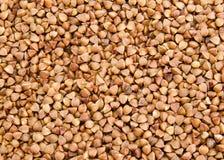 Struttura del grano saraceno Fotografie Stock