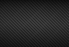 struttura del Kevlar del carbonio illustrazione di stock