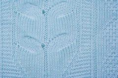 Struttura del Knit immagini stock