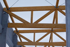 Struttura del legname Fotografia Stock Libera da Diritti
