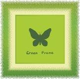 Struttura del Libro Verde Fotografie Stock Libere da Diritti