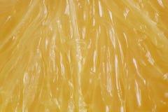 Struttura del limone Fotografia Stock