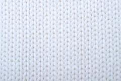 Struttura del maglione delle lane Fotografie Stock