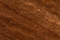 Struttura del marmo di Brown della pietra dell'onyx Fotografia Stock Libera da Diritti