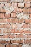 Struttura del mattone Fotografia Stock Libera da Diritti