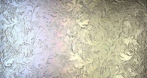 Struttura del metallo illustrazione vettoriale