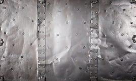 Struttura del metallo Immagine Stock Libera da Diritti
