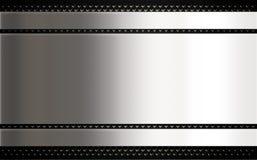 Struttura del metallo Fotografia Stock