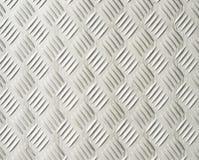 Struttura del metallo del diamante Fotografia Stock Libera da Diritti