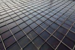 Struttura del metallo di rinforzo Fotografie Stock