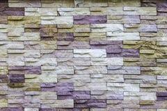 Struttura del modello del muro di mattoni Fotografie Stock Libere da Diritti