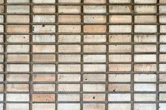 Struttura del modello della parete fotografie stock libere da diritti