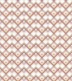 Struttura del modello di mosaico di Brown illustrazione vettoriale