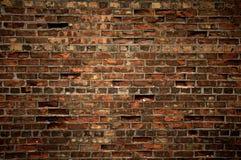 Struttura del muro di mattoni fotografie stock libere da diritti