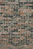 Struttura del muro di mattoni con il tatto Grungy Immagine Stock