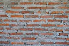 Struttura del muro di mattoni della costruzione Fotografie Stock
