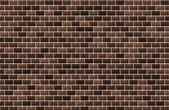 Struttura del muro di mattoni per fondo illustrazione di stock