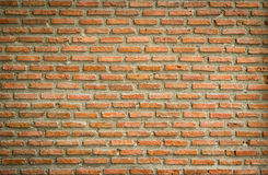 Struttura del muro di mattoni per fondo Immagini Stock