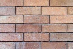 Struttura del muro di mattoni per fondo, carta da parati Immagini Stock Libere da Diritti