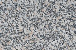 Struttura del pavimento della sabbia e della pietra Fotografie Stock