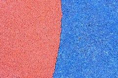 Struttura del pavimento di gomma Immagine Stock