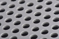 Struttura del piatto di alluminio Immagine Stock Libera da Diritti