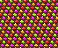 Struttura del pixel Immagine Stock Libera da Diritti