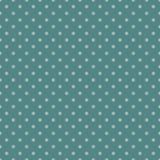 struttura del pois Modello di superficie senza cuciture con l'ornamento geometrico classico Motivo ripetuto dei cerchi Priorità b illustrazione di stock
