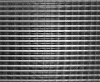 Struttura del radiatore del trattore o dell'automobile Fotografie Stock