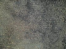 Struttura del ruberoid screpolato immagini stock