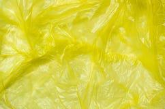 Struttura del sacchetto di plastica di colore Immagini Stock Libere da Diritti