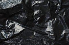 Struttura del sacchetto di plastica di colore Immagine Stock