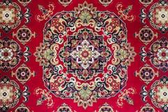 Struttura del tappeto Fotografia Stock Libera da Diritti