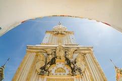 Struttura del tempio Fotografia Stock Libera da Diritti