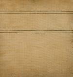 Struttura del tessuto Fotografia Stock