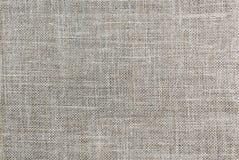 Struttura del tessuto del sacco Fotografia Stock