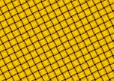 Struttura del tessuto dell'oro Fotografie Stock