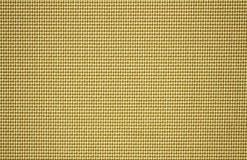 Struttura del tessuto della tela Fotografia Stock
