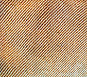 Struttura del tessuto di Brown per fondo Fotografie Stock Libere da Diritti