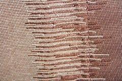 Struttura del tessuto di tessitura immagini stock