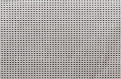 Struttura del tessuto nei toni bianchi Fotografie Stock Libere da Diritti