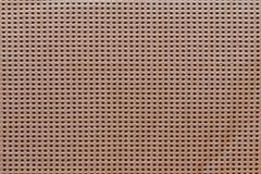 Struttura del tessuto nei toni marroni Fotografia Stock Libera da Diritti