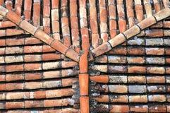 Struttura del tetto Fotografia Stock Libera da Diritti