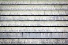 Struttura del tetto di mattonelle Fotografia Stock