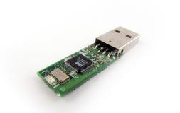 Struttura del USB Fotografia Stock