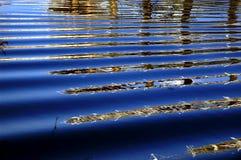 Struttura dell'acqua Fotografie Stock